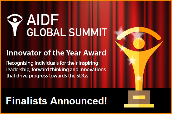 Finalists Announced: AIDF Global Innovator of the Year Award