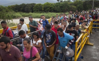 UNHCR increases aid to Venezuelan migrants in Colombia