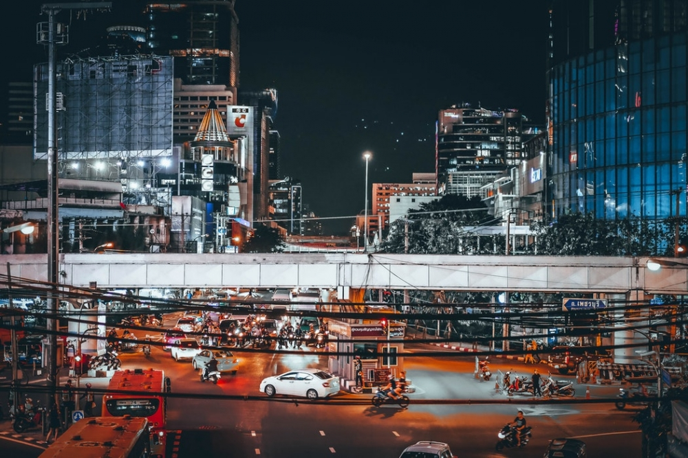 Blockchain is transforming energy systems in Bangkok