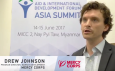 Aid & Development Asia Summit 2017 - Interview with Drew Johnson, Mercy Corps