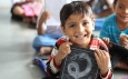 EU commits 10% of aid spend to education in emergencies