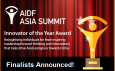 AIDF Asia Innovator of the Year Award finalists announced!