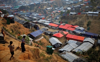 DFID steps up support for Rohingya refugees as monsoon season looms