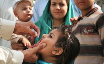 1.3 Million Afghan Children May Lose Protection from Polio Immunization