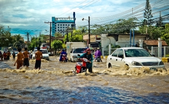 Disaster resilience and post disaster recovery in Asia